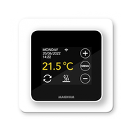 MAGNUM MRC WiFi Klokthermostaat MRC-thermostaat (inbouw) | RAL 9010 Wit